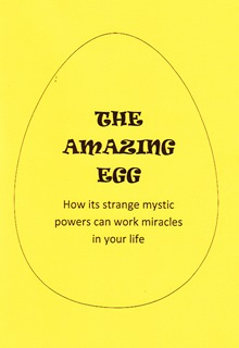 THE AMAZING EGG By Marcus T. Bottomley