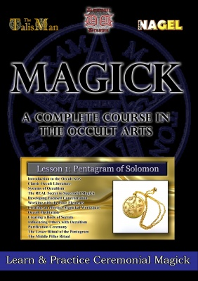 MAGICK:   A COMPLETE COURSE IN THE OCCULT ARTS Volume 1