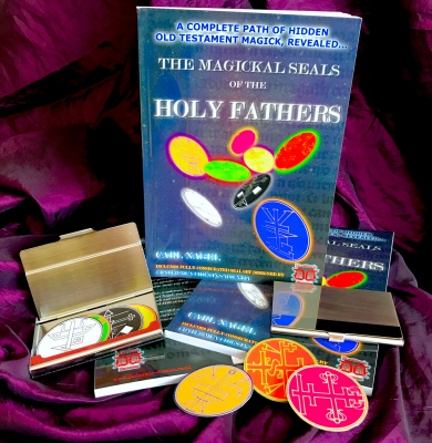 THE MAGICKAL SEALS OF THE HOLY FATHERS by Carl Nagel