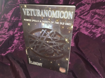THE VETURANOMICON By MARCUS LAMONT