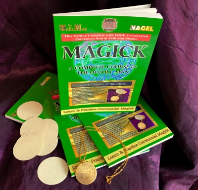 MAGICK:   A COMPLETE COURSE IN THE OCCULT ARTS Volume 3