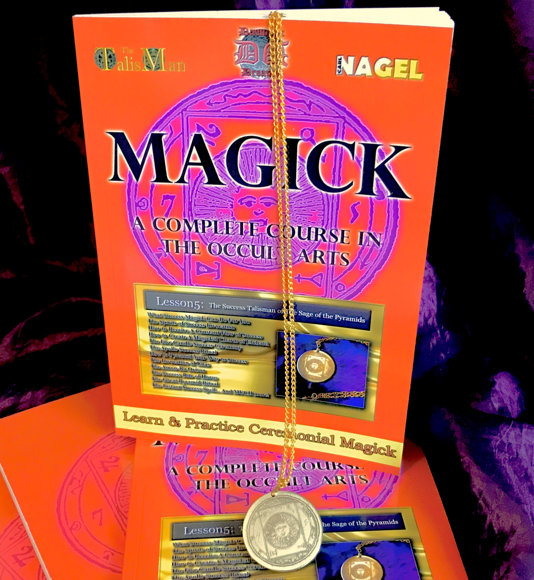 MAGICK:   A COMPLETE COURSE IN THE OCCULT ARTS Volume 5
