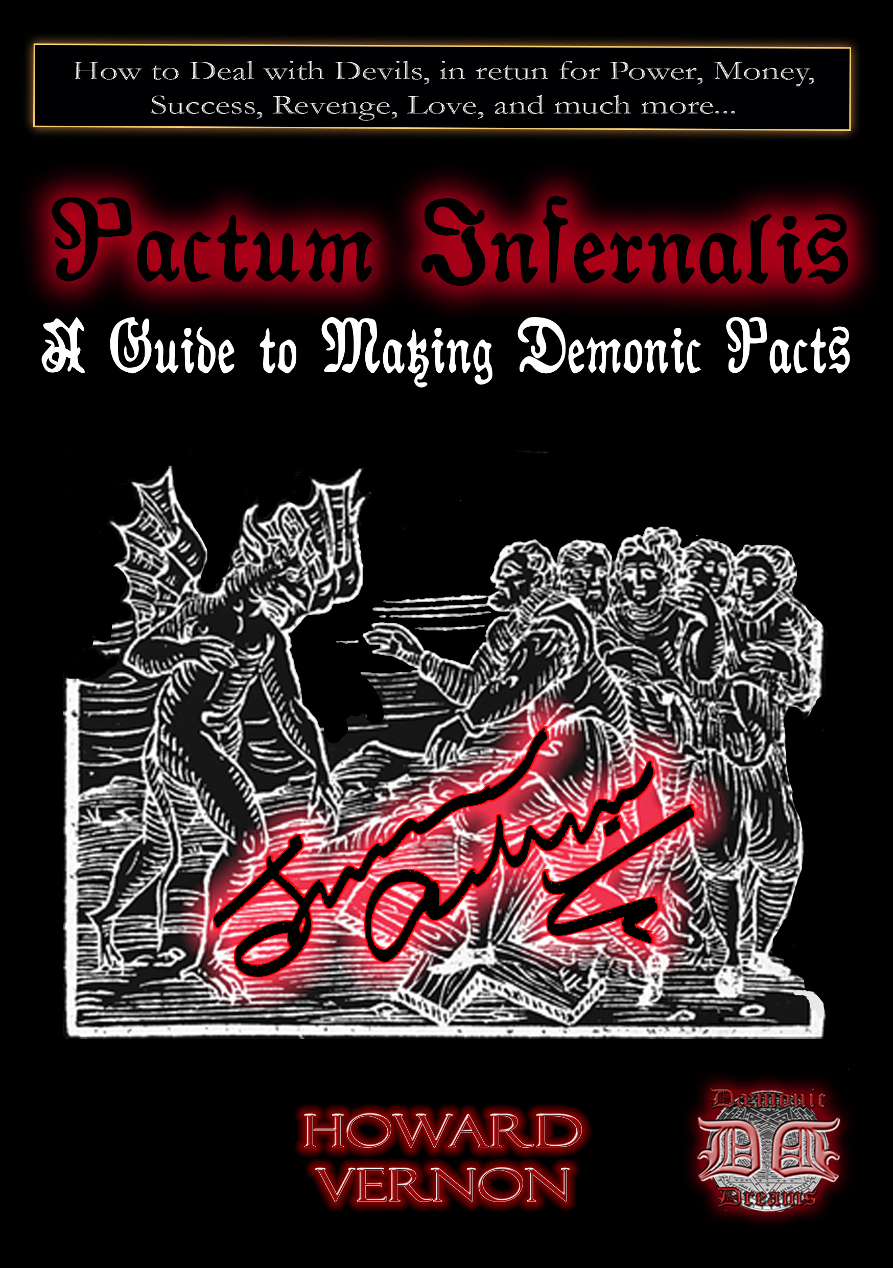 PACTUM INFERNALIS by Howard Vernon