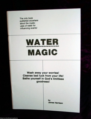 Water Magick by James Harrison