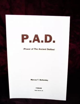 Power of the Ancient Deities by Marcus T. Bottomley