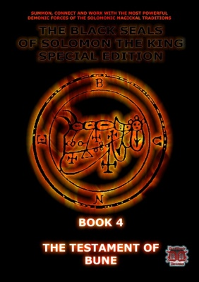 Black Seals of Solomon: The Testament of Bune
