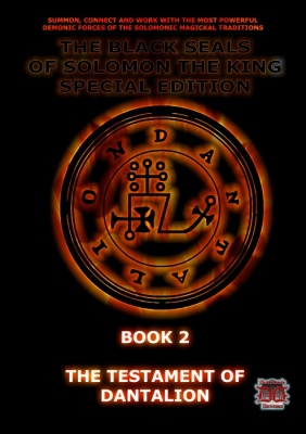 The Black Seals of Solomon Series Book 2: The Testament of Dantalion