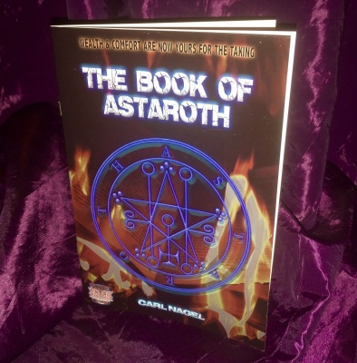 The Book of Astaroth By Carl Nagel