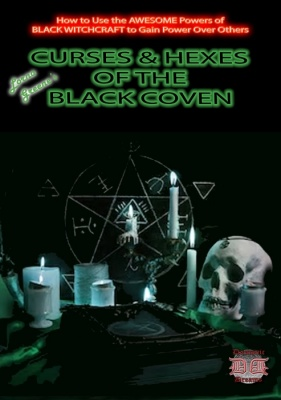 Curses & Hexes of The Black Coven by Lorna Greene