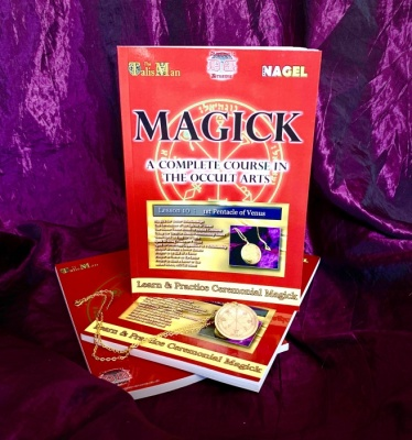 MAGICK - A Complete Course in the Occult Arts Volume 10