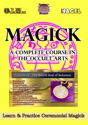 MAGICK - A Complete Course in the Occult Arts Volume 12