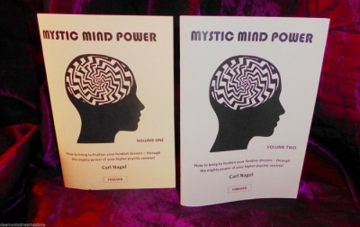 MYSTIC MIND POWER By Carl Nagel