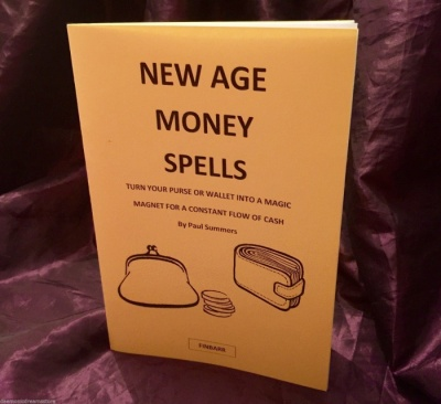 New Age Money Spells by Paul Summers - Dæmonic Dreams Occult