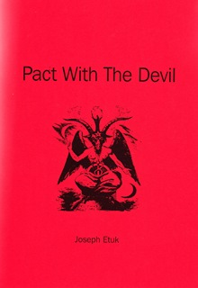 Pact With the Devil By Joseph Etuk
