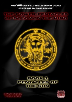 The Power Pentacles of Solomon the King - Pentacles of The Sun