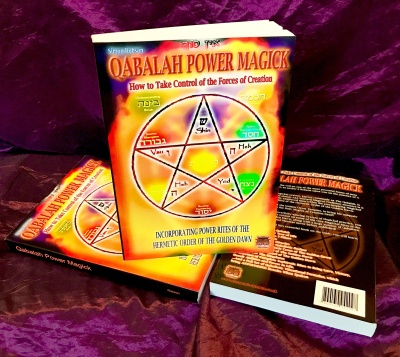 QABALAH POWER MAGICK By S Rob