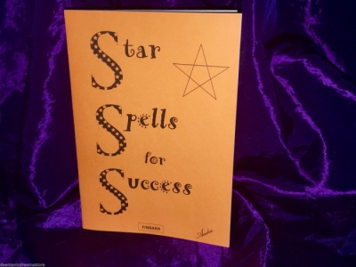 Star Spells For Success By Audra