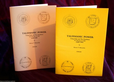 Talismanic Power by Marcus T. Bottomley