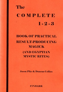 The Complete 1-2-3 Book by Jason PIke and Duncan Collins
