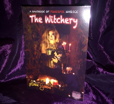 THE WITCHERY By Lorna Greene