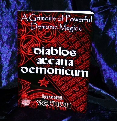 DIABLOS ARCANA DEMONICUM by Howard Vernon