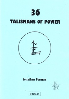 36 Talismans of Power By J. Posman