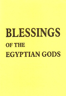 Blessings of the Egyptian Gods by James Finbarr Cullinan