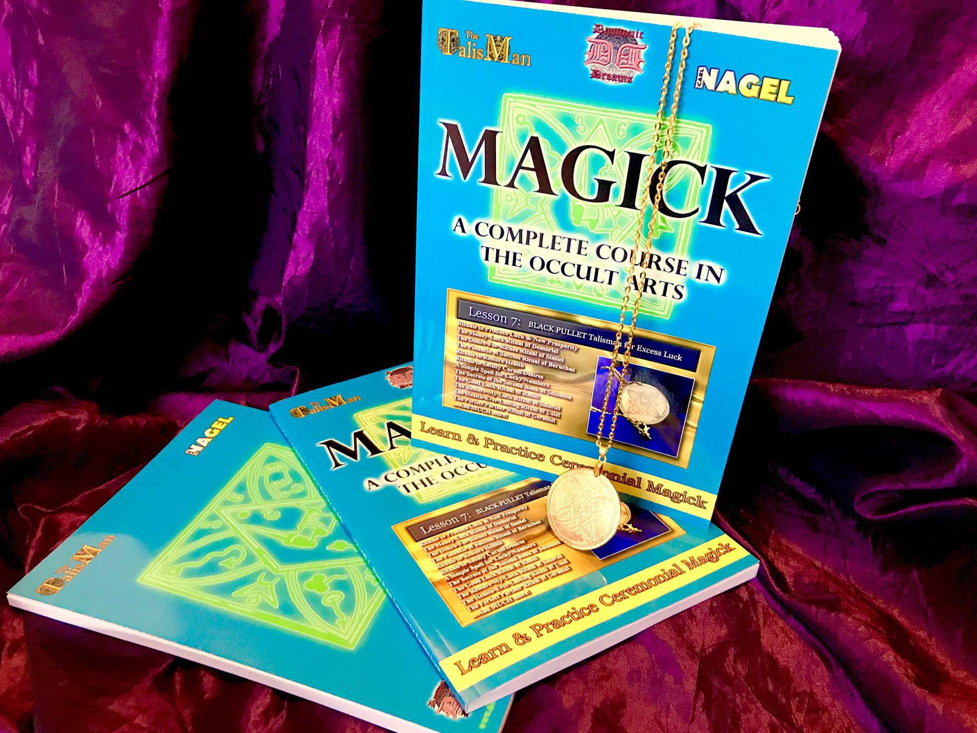 MAGICK - A Complete Course in the Occult Arts Vol. 7