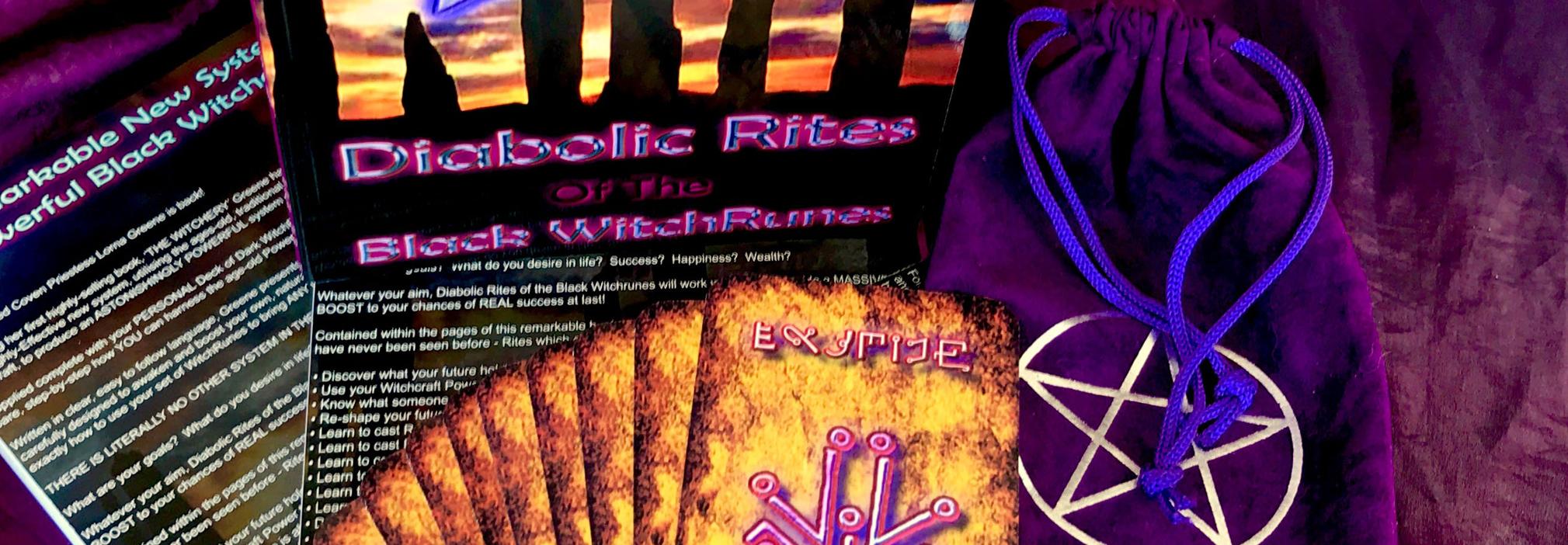 Dæmonic Dreams - Dæmonic Dreams Occult Books and Tools