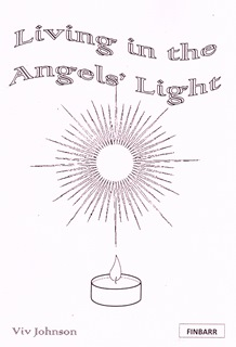 Living in the Angels' Light by Viv Johnson