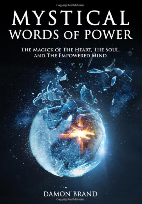 Mystical Words of Power by Damon Brand
