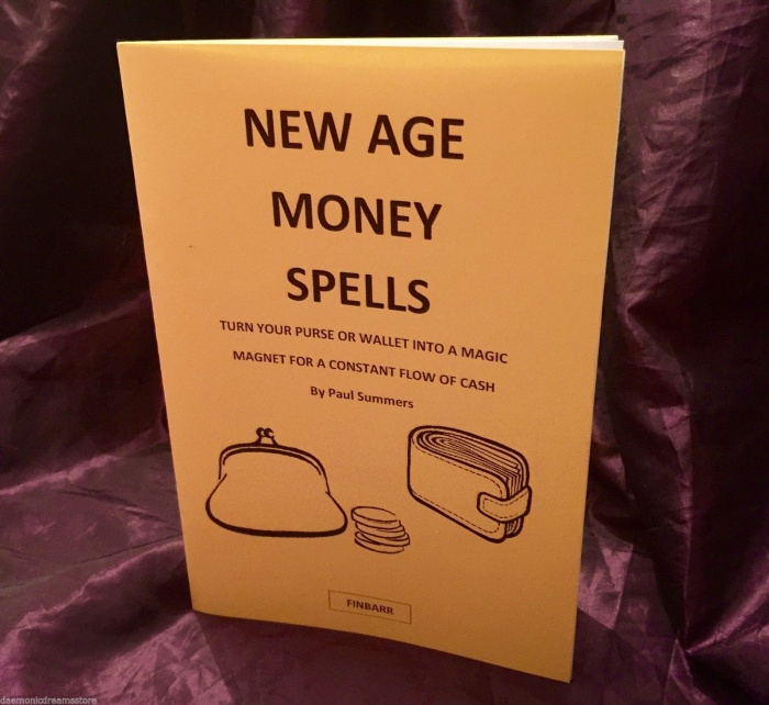New Age Money Spells by Paul Summers