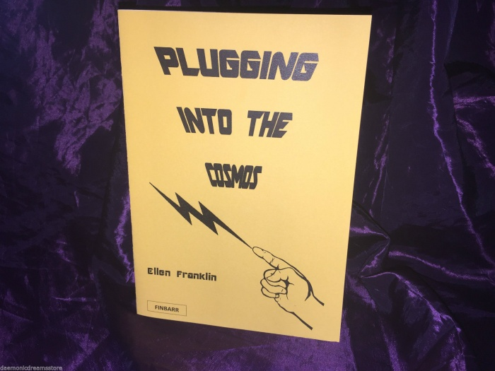 Plugging into the Cosmos By Ellen Franklin