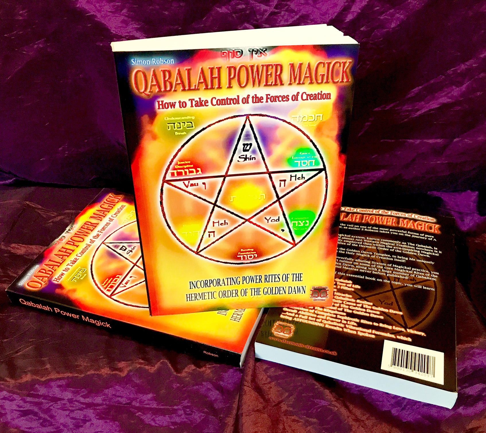 The Book Of Magick Power