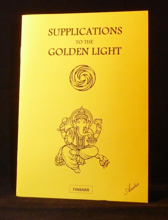 Supplications to the Golden Light By Audra