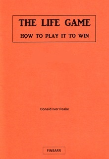 THE LIFE GAME By Donald I. Peake