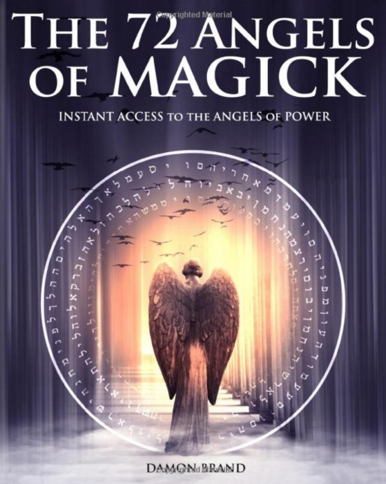 The 72 Angels of Magick by Damon Brand