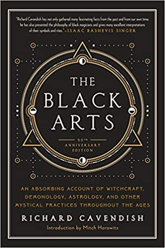 The Black Arts By Richard Cavendish