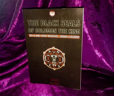 THE BLACK SEALS OF SOLOMON THE KING By Carl Nagel