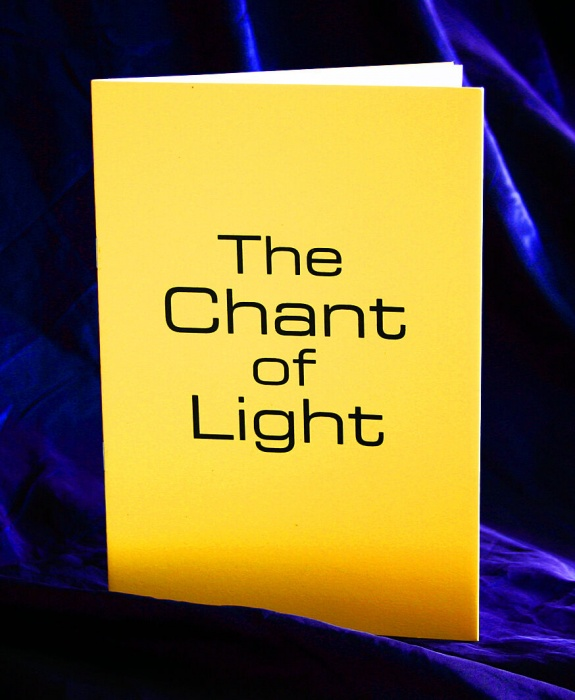 The Chant of Light By Marion Montgomery
