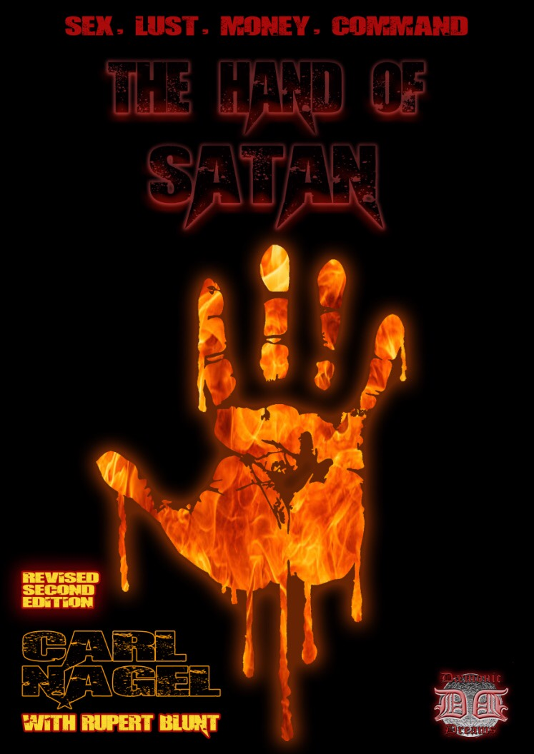 The Hand of Satan By Carl Nagel