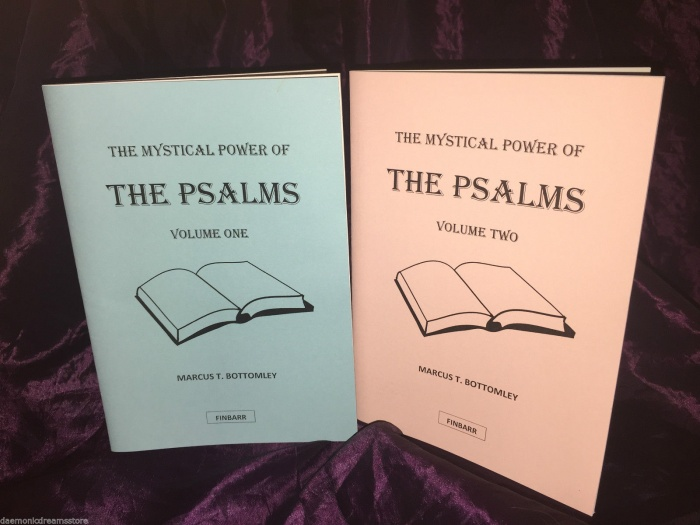 The Mystical Power of The Psalms by Marcus T. Bottomley