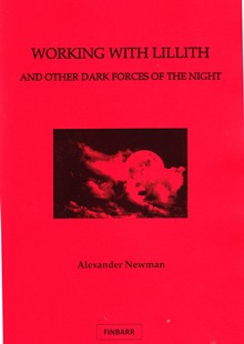 Working With Lilith By Alexandra Newman