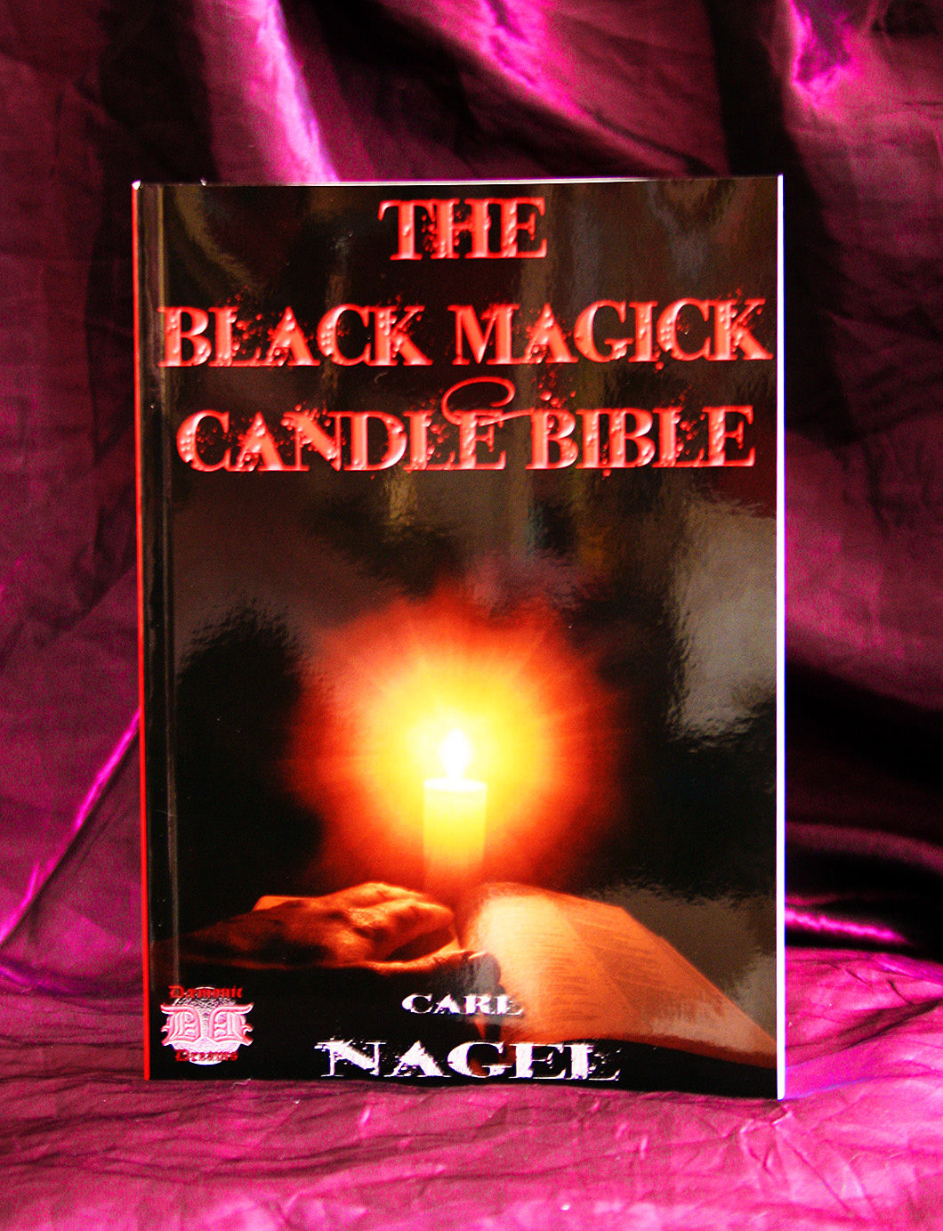 BLACK MAGICK CANDLE BIBLE By Carl Nagel