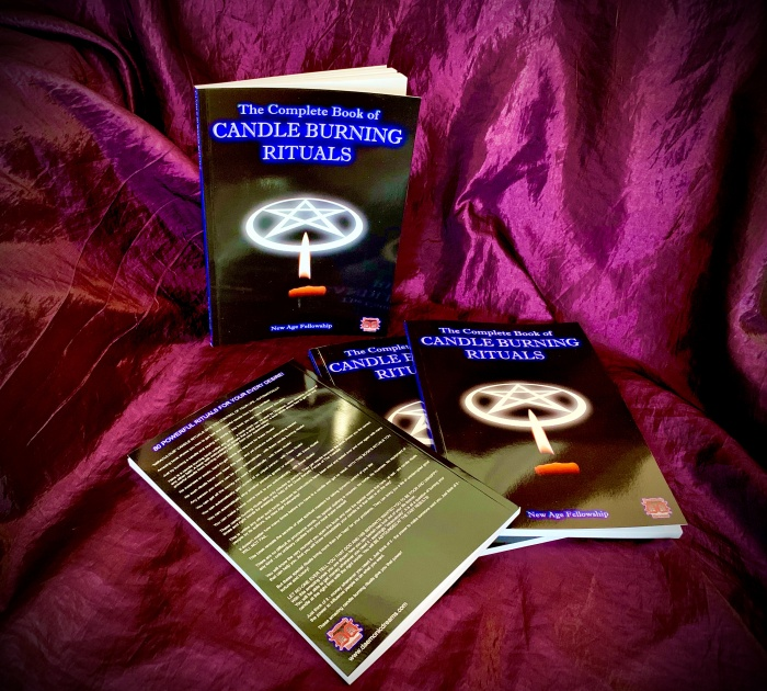 The Complete Book of Candle Burning Rituals by New Age Fellowship