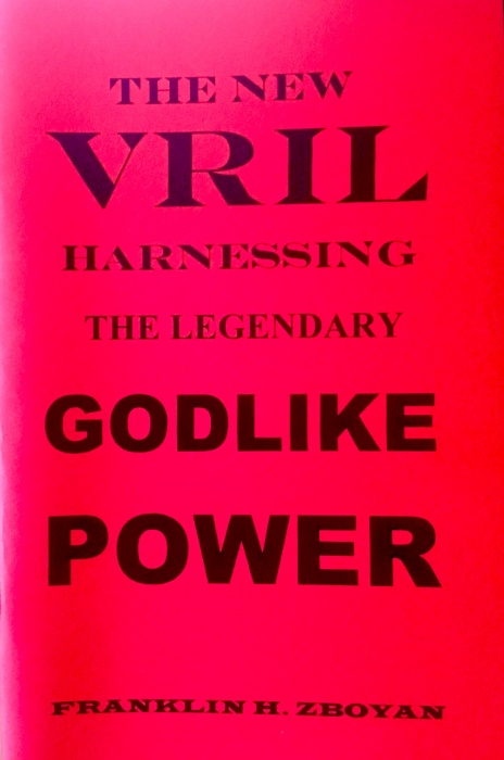 The New VRIL by Franklin H. Zboyan